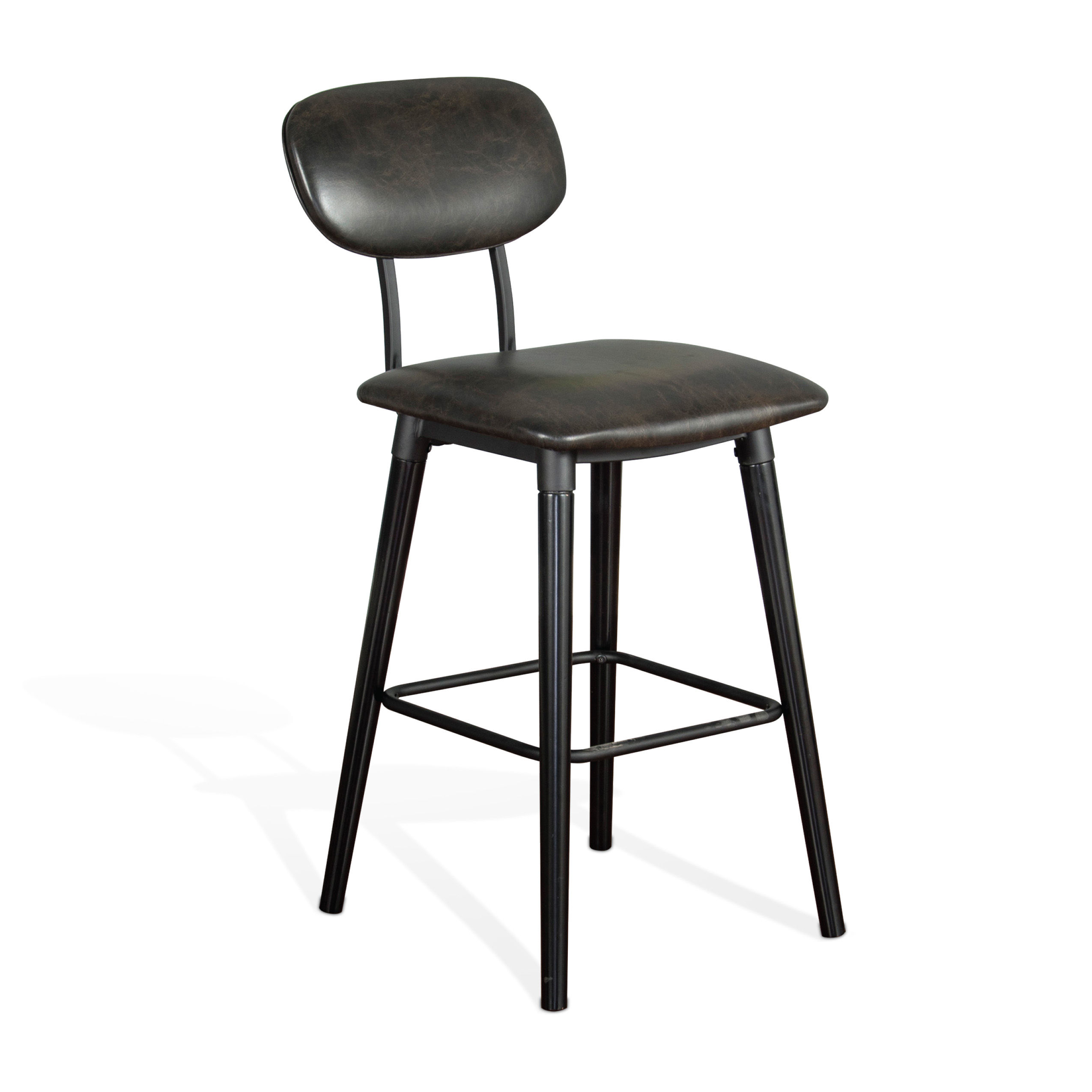 Tremendous Sunny Designs Black 30 Inch Bar Stool Pabps2019 Chair Design Images Pabps2019Com