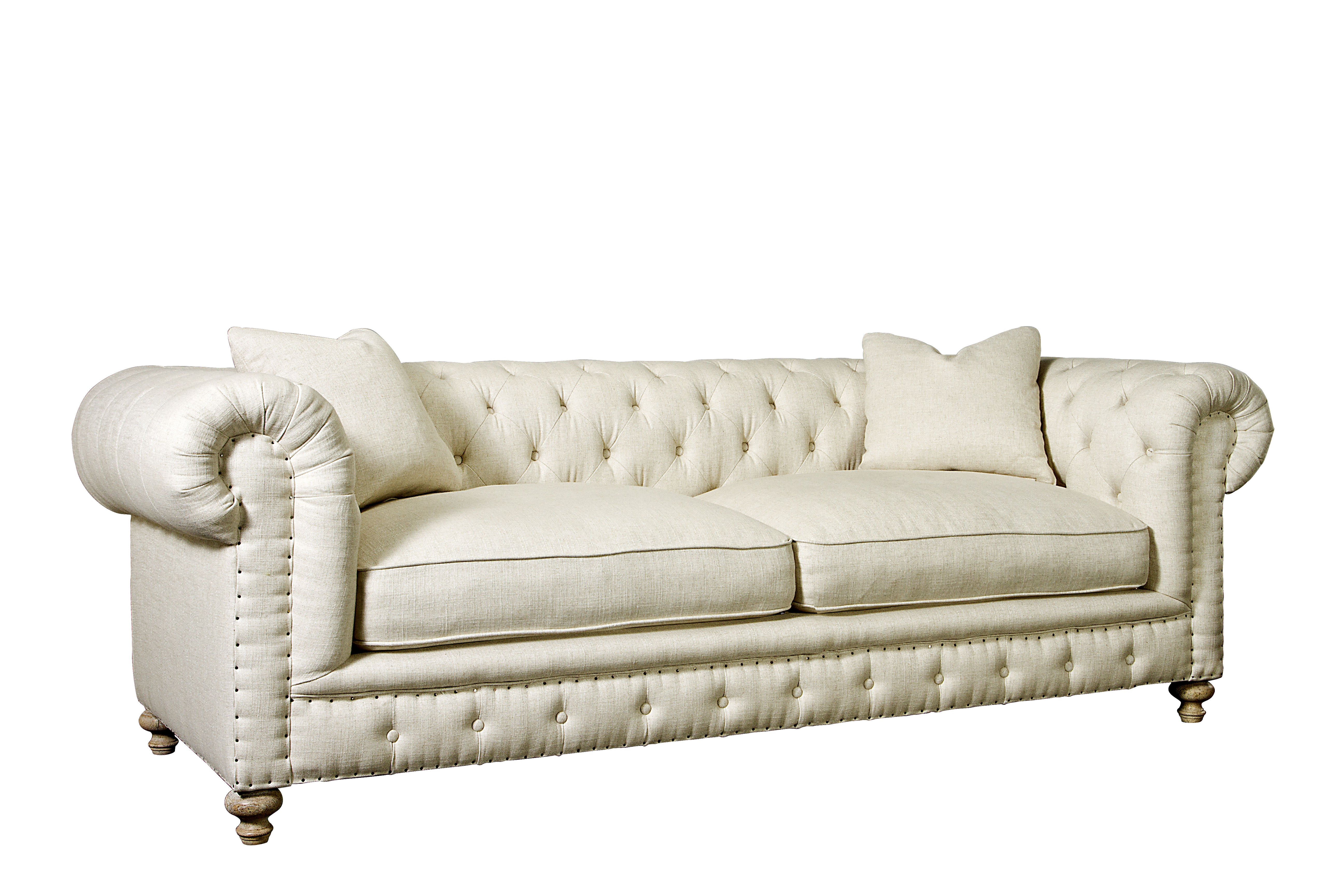 Charmant Spectra Home Greenwich Tribecca Natural Sofa Click To Enlarge ...