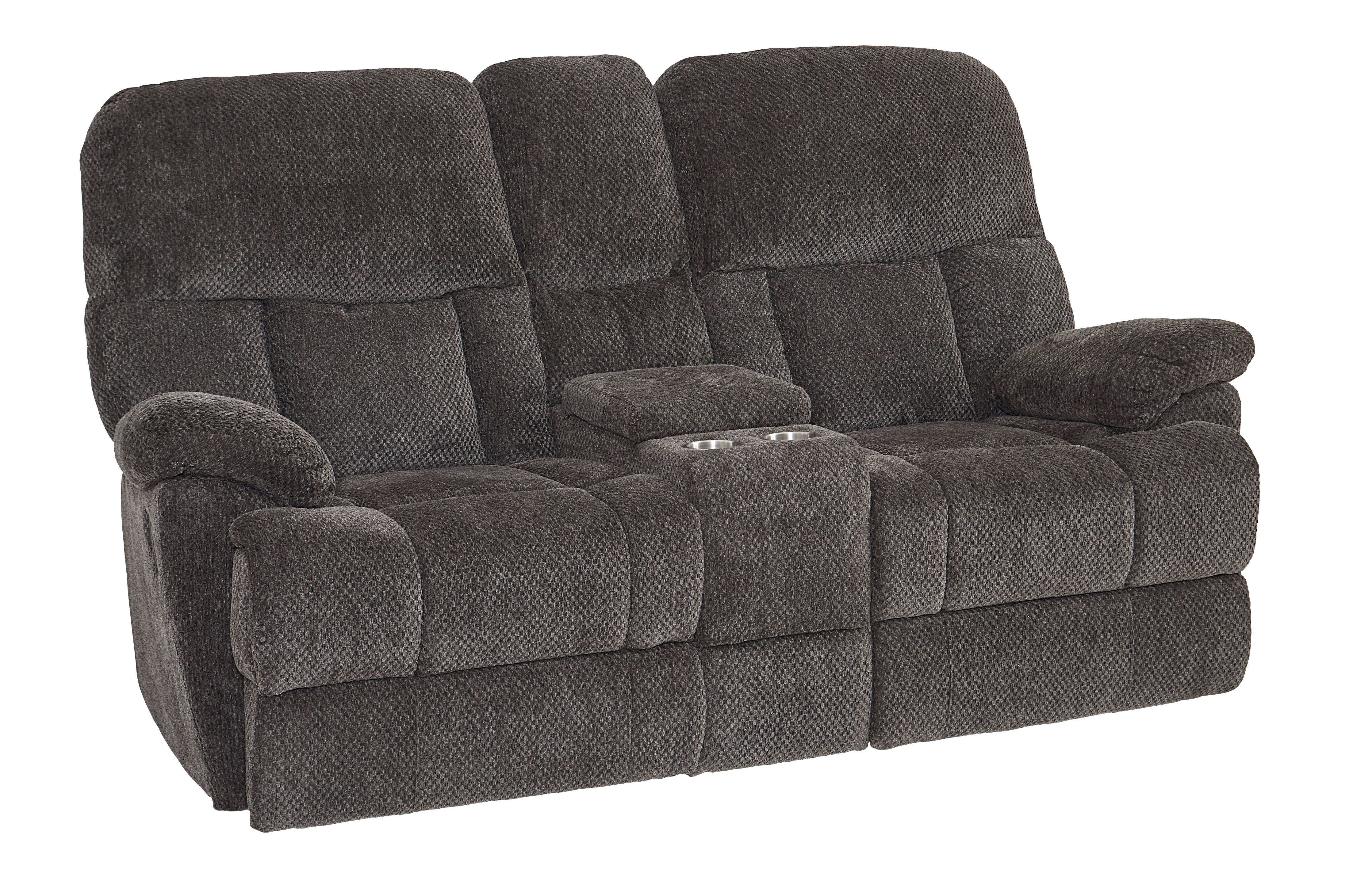Standard Furniture Harmon Ash Manual Console Loveseat Click To Enlarge ...