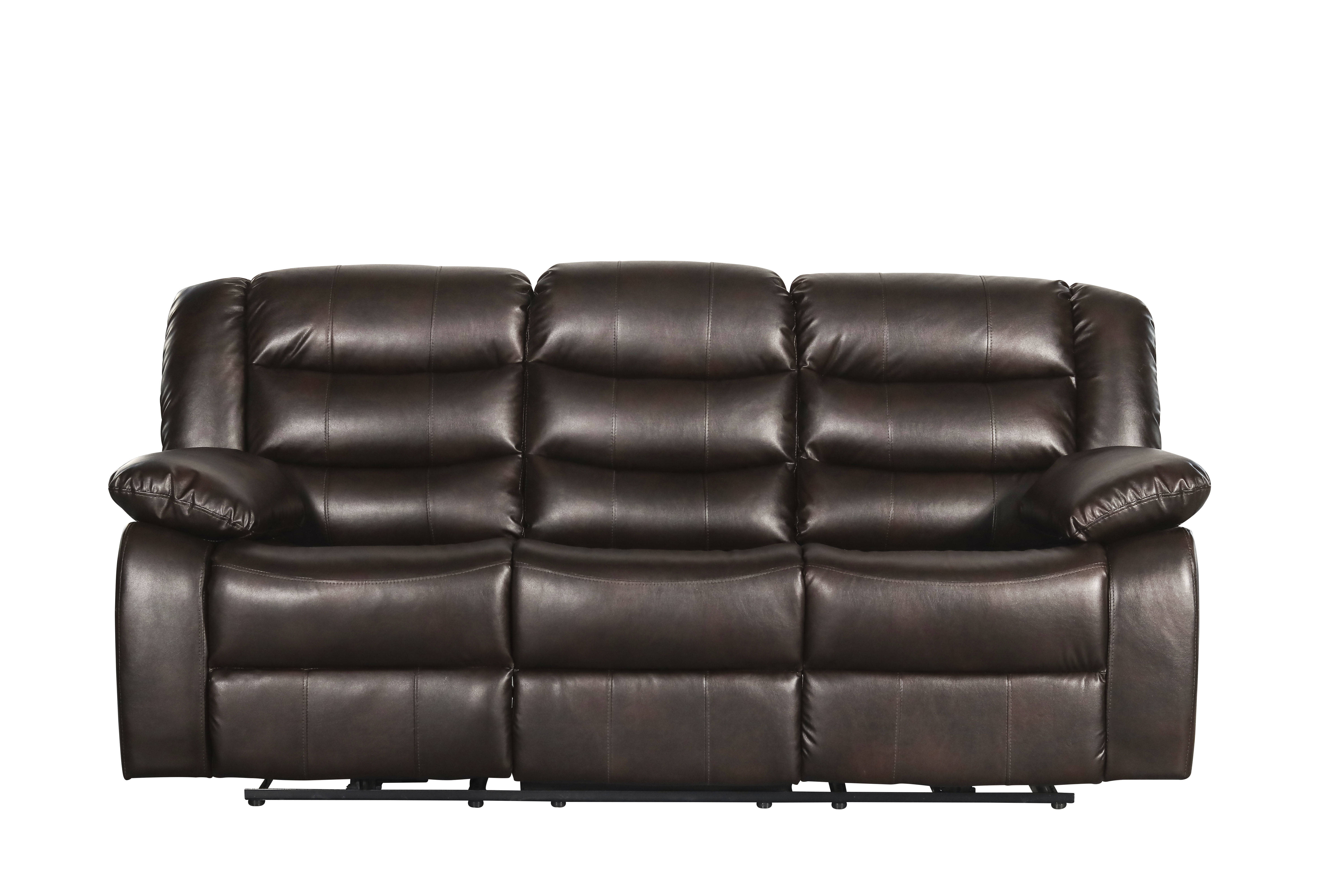 Enjoyable Standard Furniture Bennet Brown Power Sofa With Drop Down Table Gmtry Best Dining Table And Chair Ideas Images Gmtryco