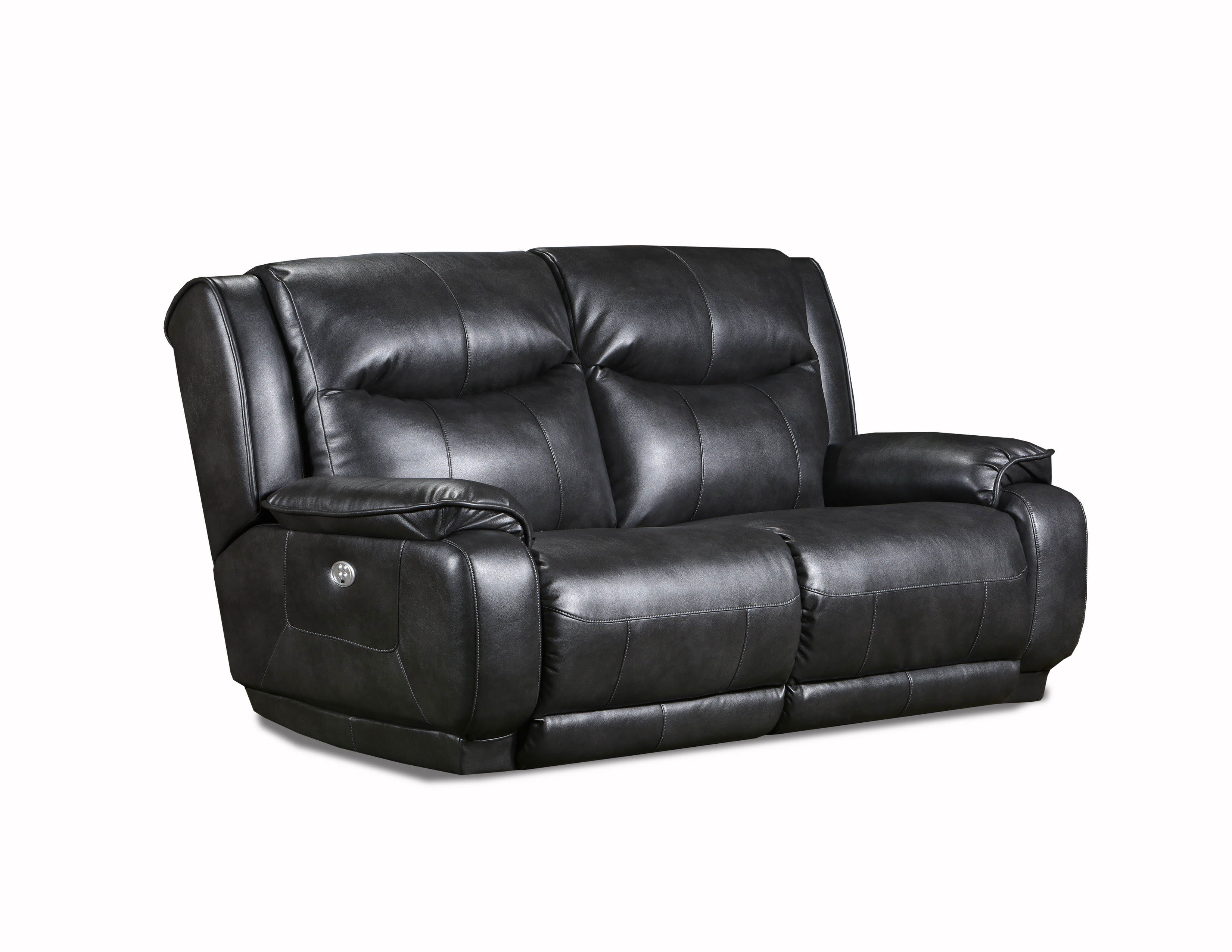 Strange Southern Motion Velocity Grey Double Reclining Loveseat Alphanode Cool Chair Designs And Ideas Alphanodeonline