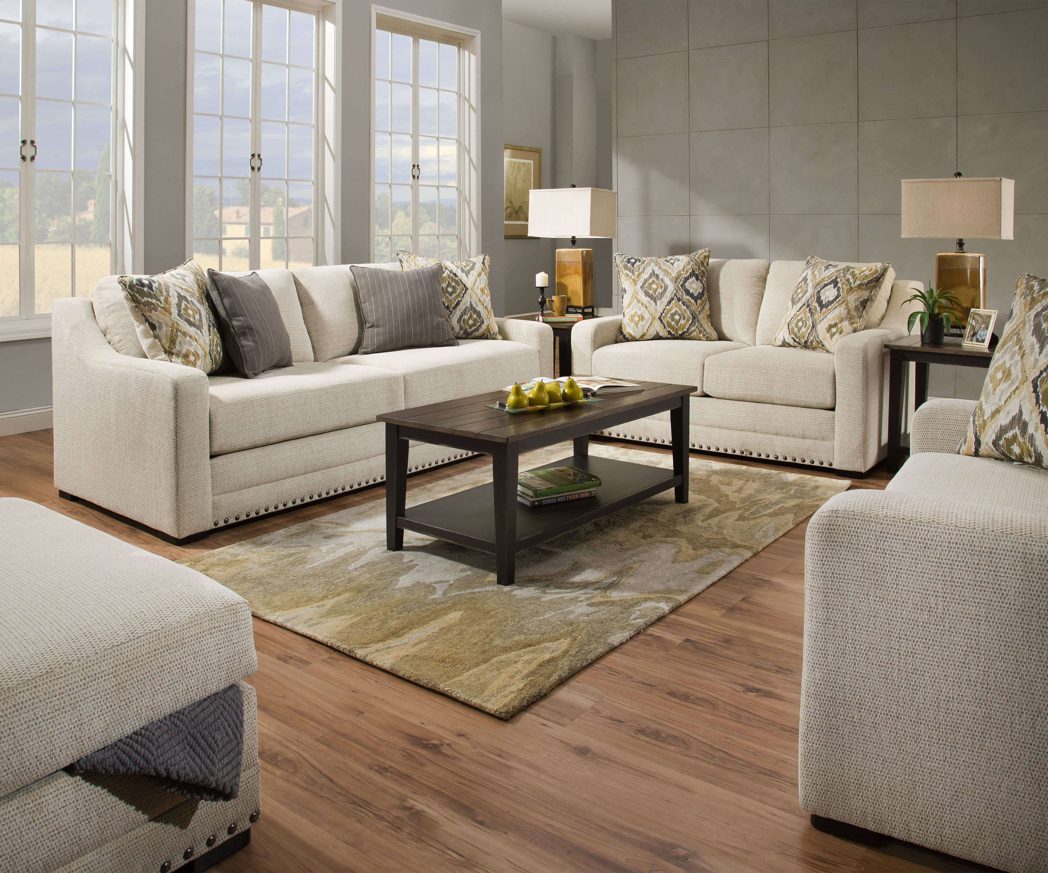 Ivory Chair And Ottoman Coffee Tables Ideas