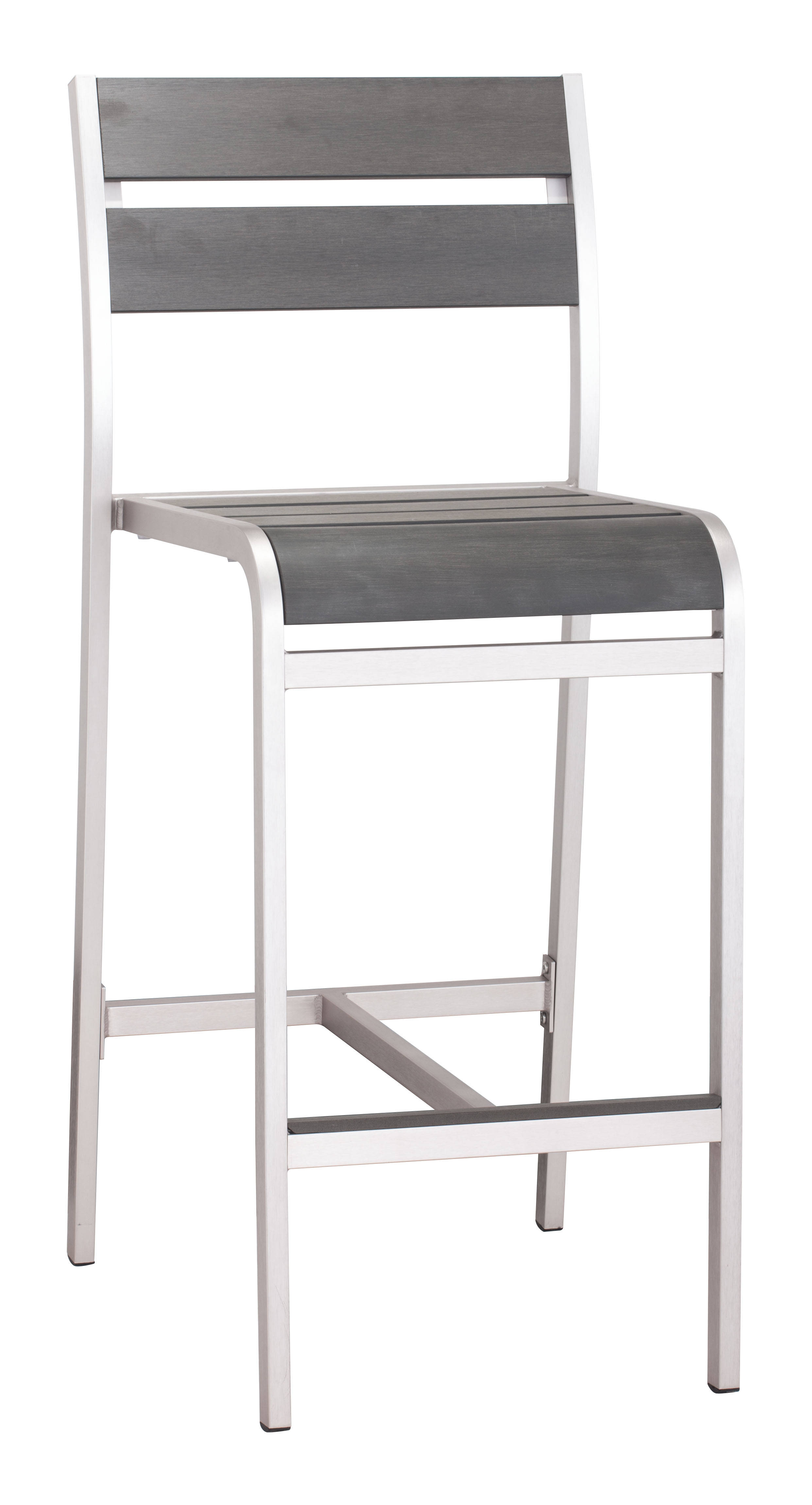 ... Aluminum Bar Armless Chairs Click To Enlarge ...