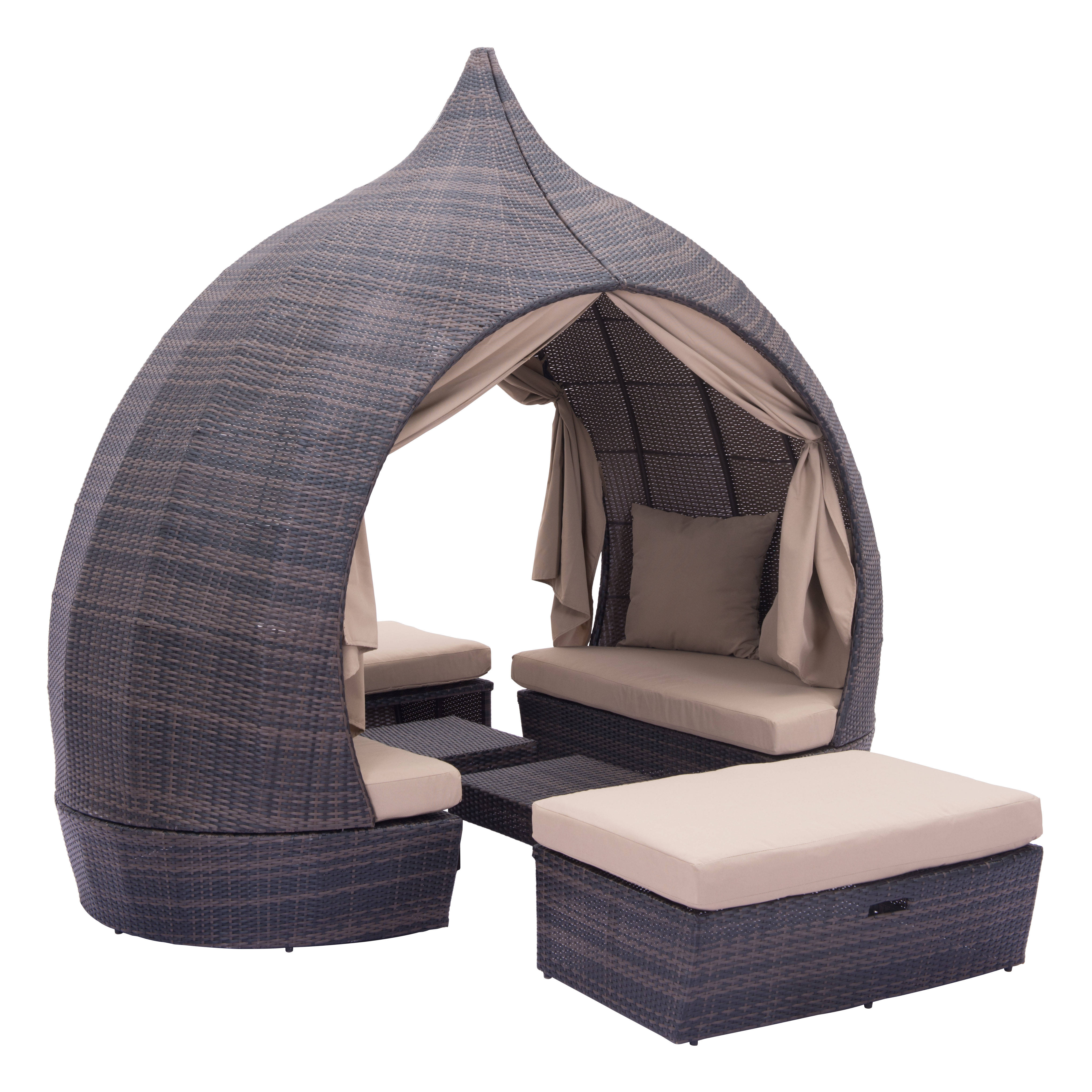 Zuo Outdoor Daybed