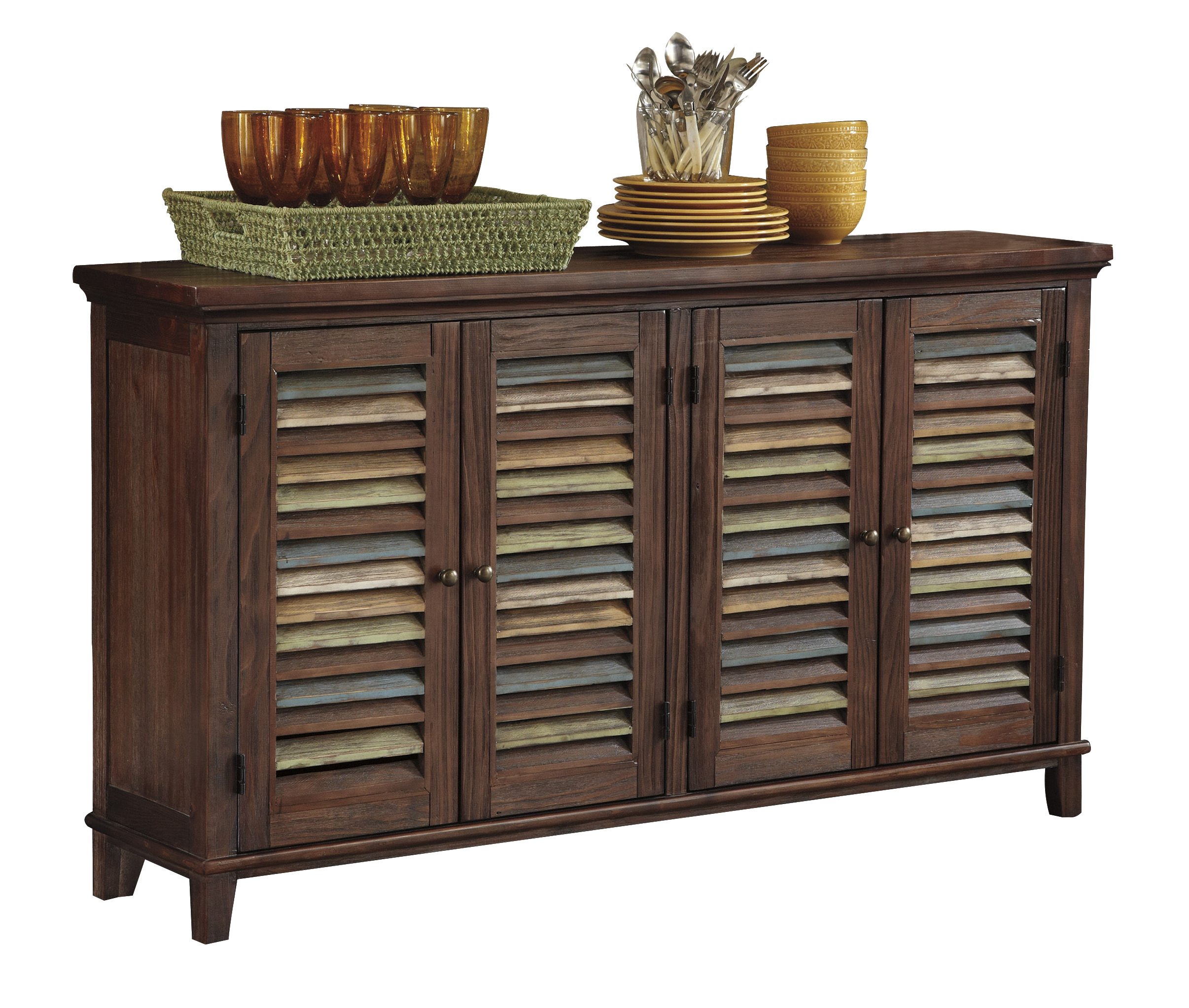 Ashley Furniture Mestler Dining Server The Classy Home