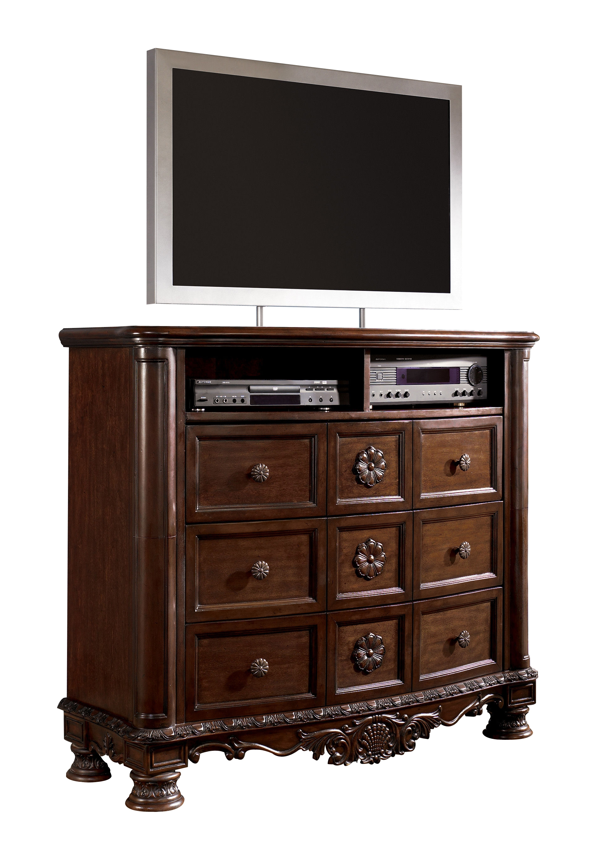 Ashley Furniture North Shore Media Chest The Classy Home