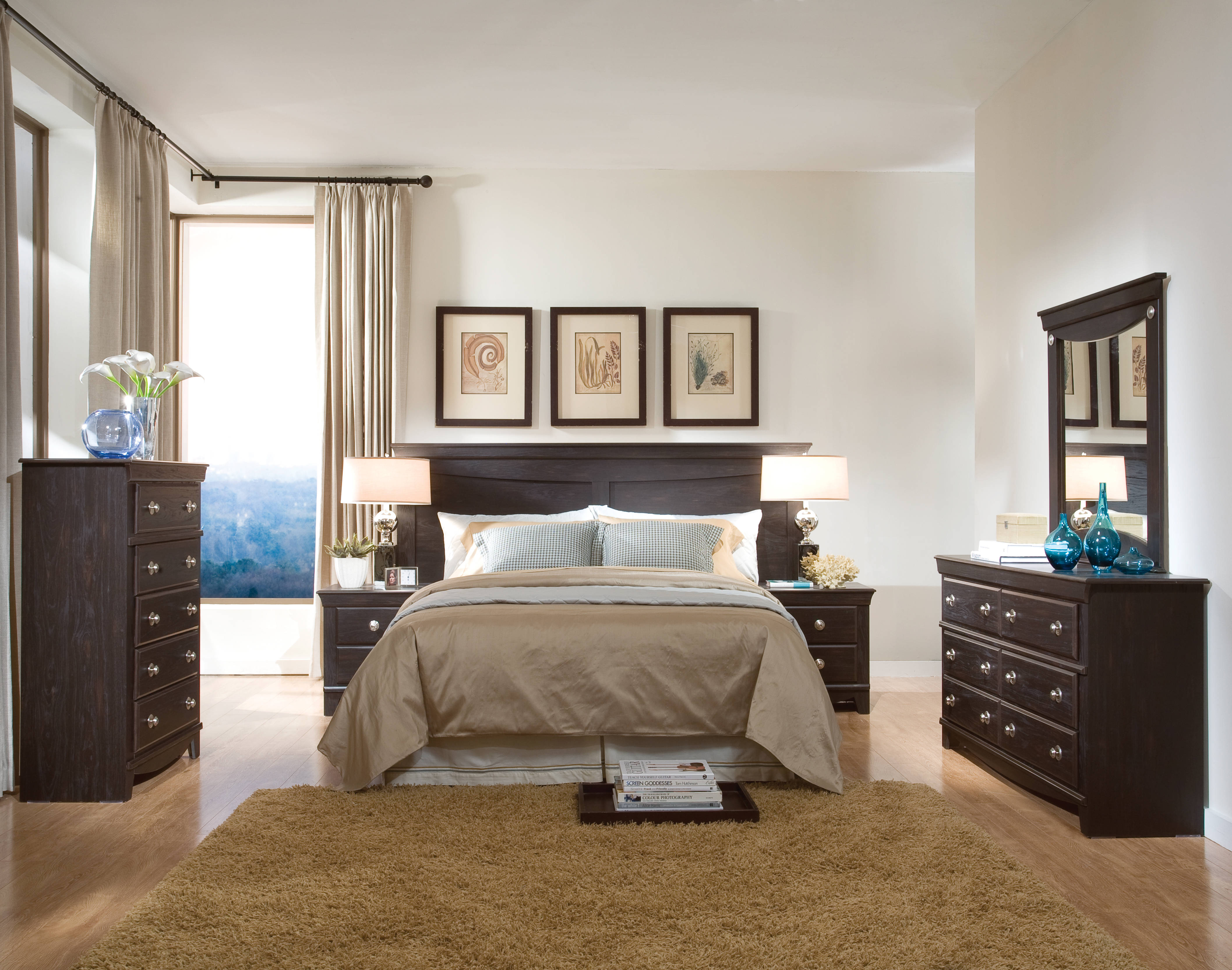 Standard Furniture Carlsbad Master Bedroom Set The Classy Home