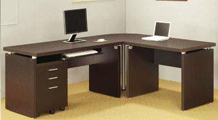Office L Desks