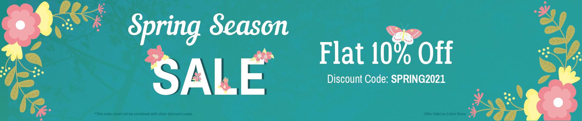 Spring Season Sale