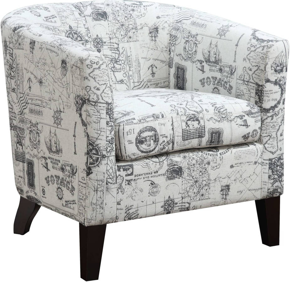Prime Ac Pacific Jerry White Accent Arm Chair Bralicious Painted Fabric Chair Ideas Braliciousco