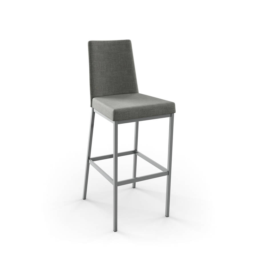 Linea Non Swivel 26 Inch Stool The Classy Home