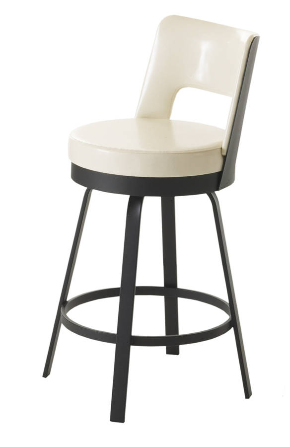 Brock Swivel 34 Inch Stool The Classy Home