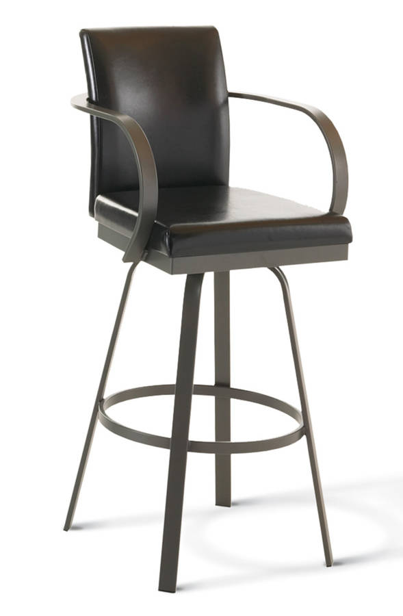 Lance Swivel 26 Inch Stool The Classy Home
