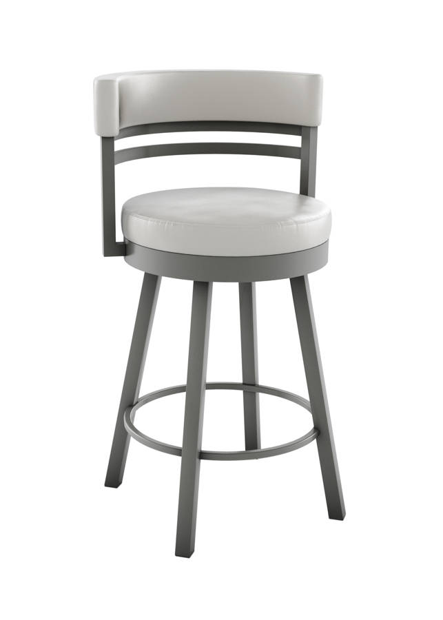 Ronny Swivel 34 Inch Stool The Classy Home