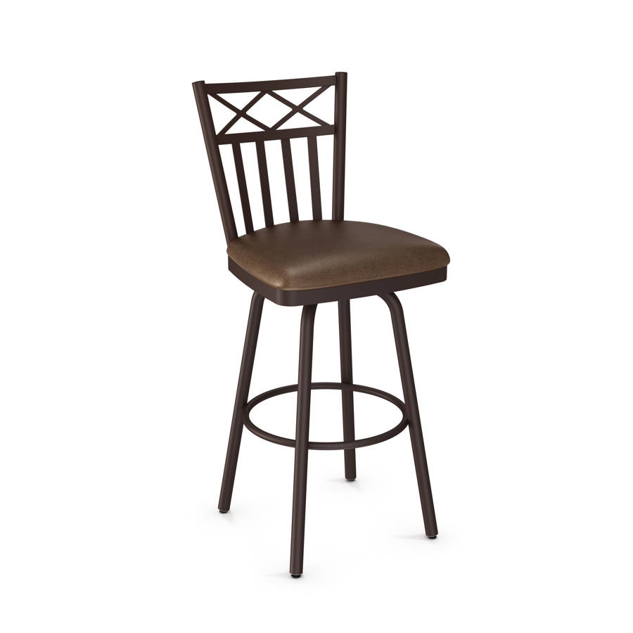 Wellington Swivel 30 Inch Stool The Classy Home