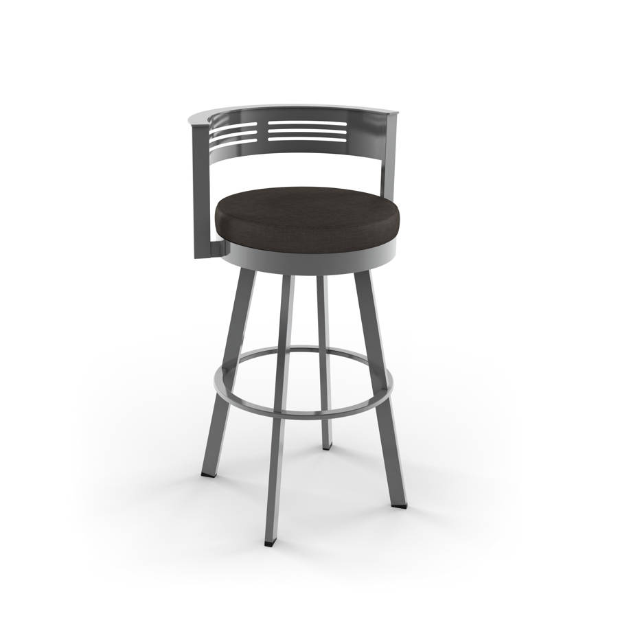 Rival Swivel 26 Inch Stool The Classy Home