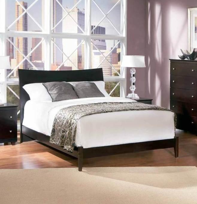 f9d05cb035b Atlantic Furniture Brooklyn White Raised Panel Footboard Twin Drawers Bed