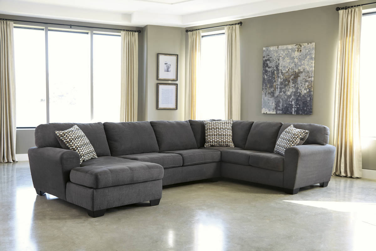 Super Ashley Furniture Sorenton Laf Chaise Raf Sofa And Armless Gmtry Best Dining Table And Chair Ideas Images Gmtryco