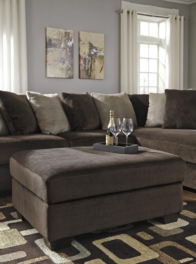 Ashley Furniture Dahlen Oversized Accent Ottoman The