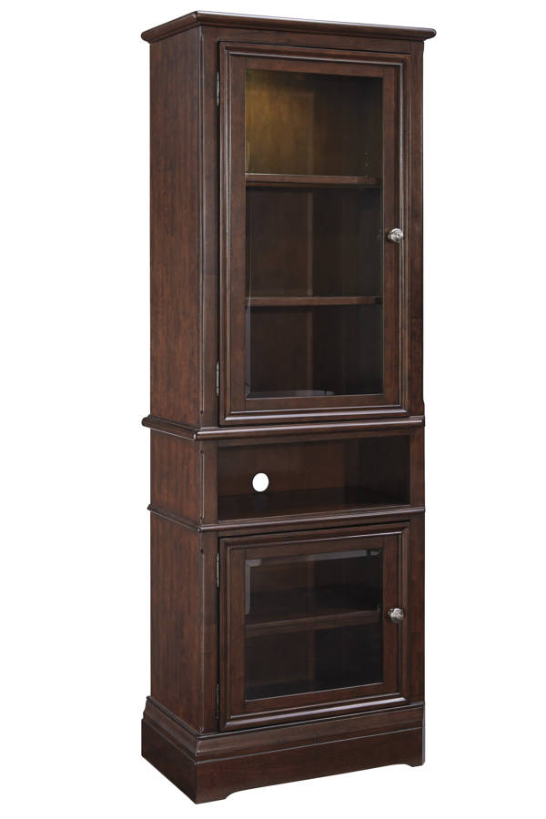Lavidor Traditional Classics Chocolate Wood Left Pier W809-23