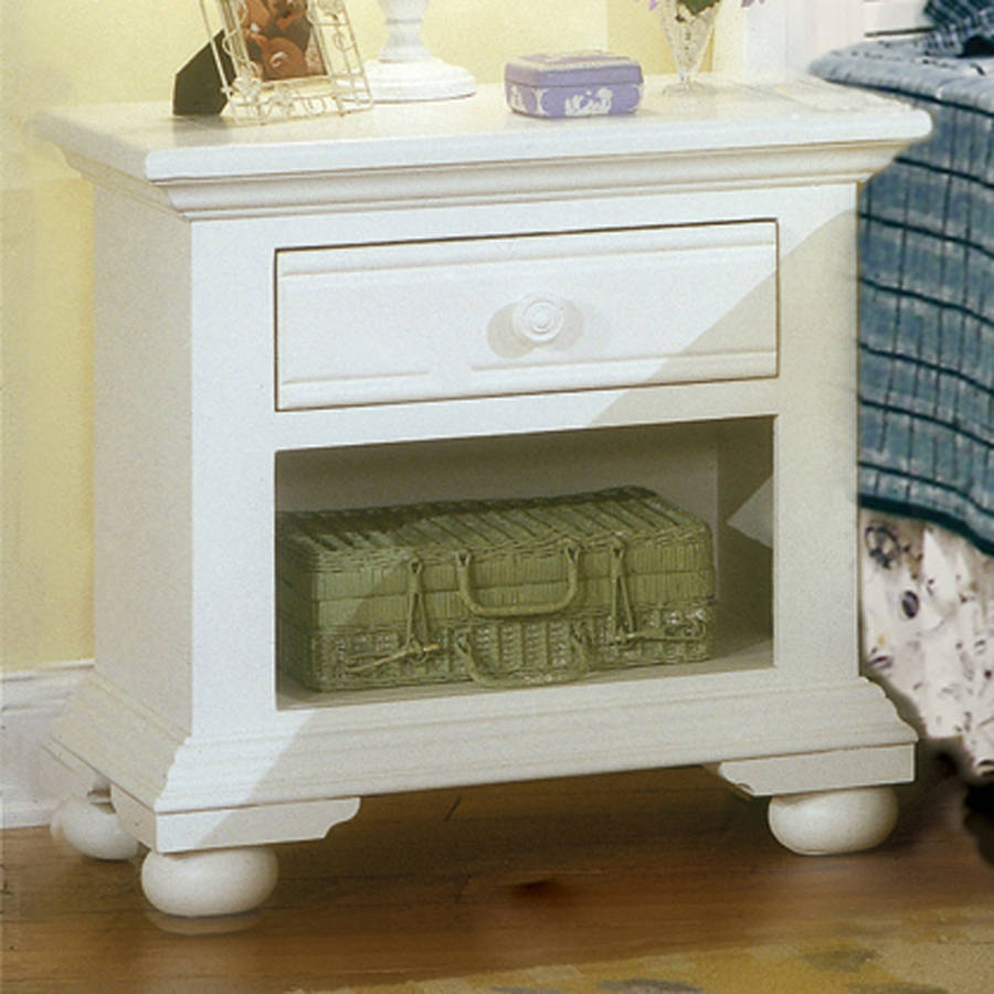 Miraculous American Woodcrafters Cottage Traditions Small Nightstand Best Image Libraries Counlowcountryjoecom