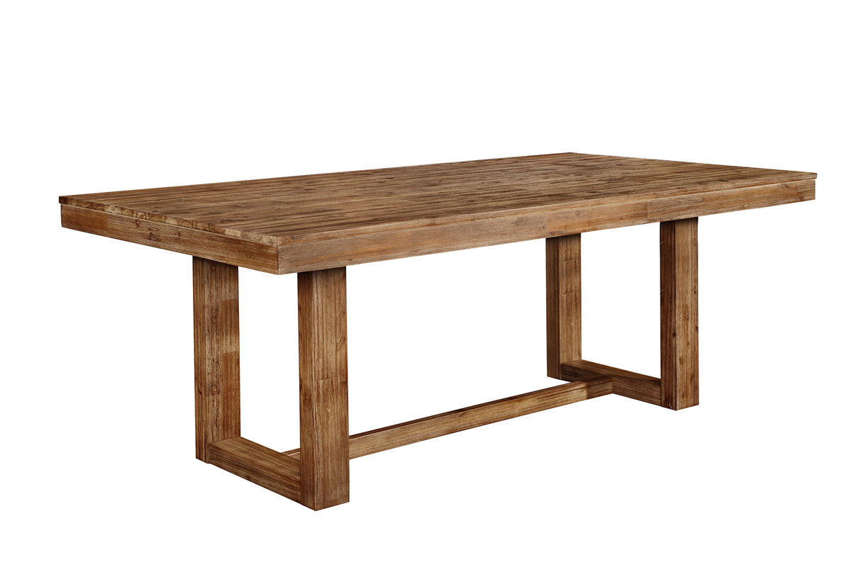 Coaster Furniture Elmwood Dining Table | The Classy Home