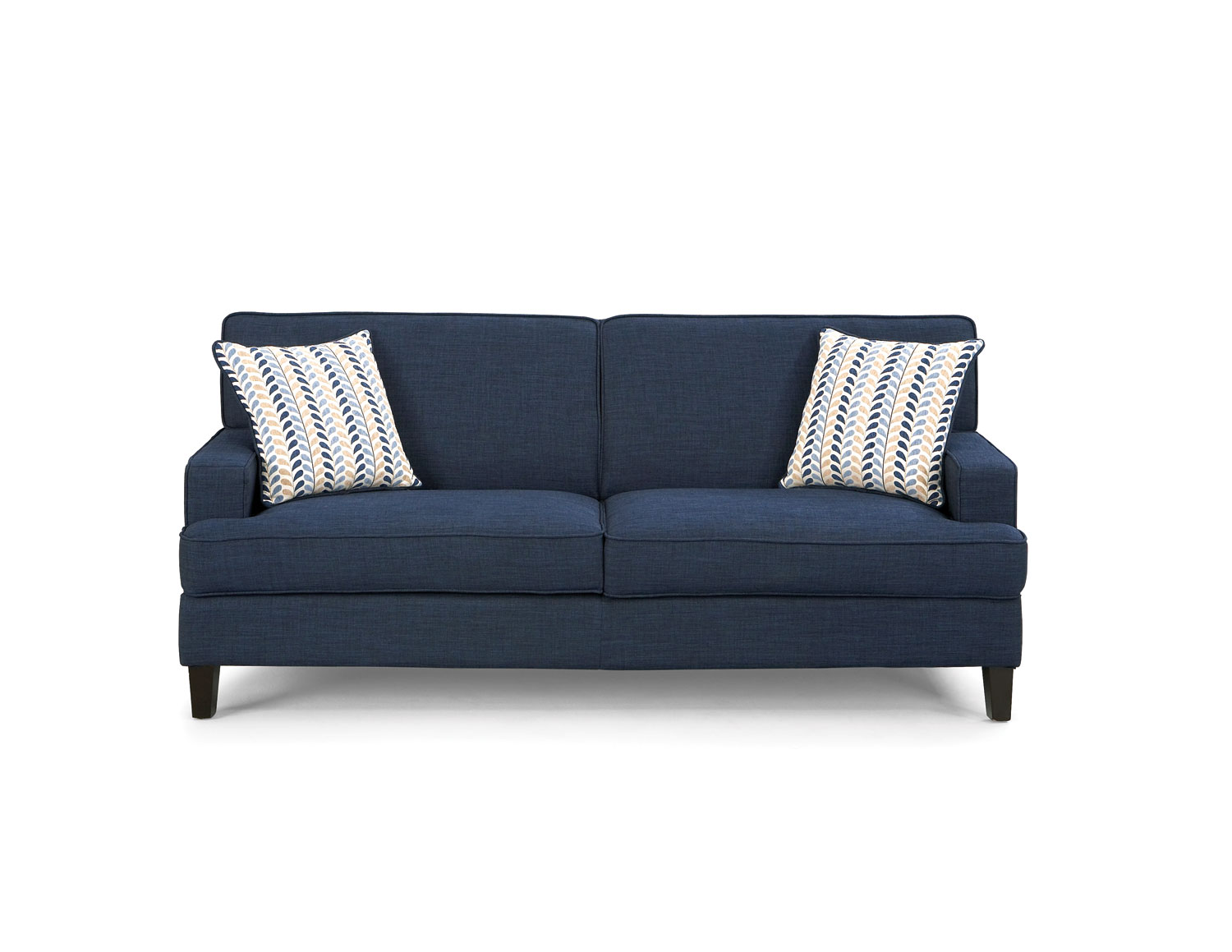 coaster furniture finley blue sofa the classy home rh theclassyhome com coaster furniture sofa bed coaster furniture couch