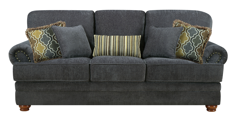 Excellent Coaster Furniture Colton Smokey Grey Sofa Frankydiablos Diy Chair Ideas Frankydiabloscom