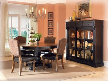 Rowley Creek 5pc Dining Room Set The Classy Home