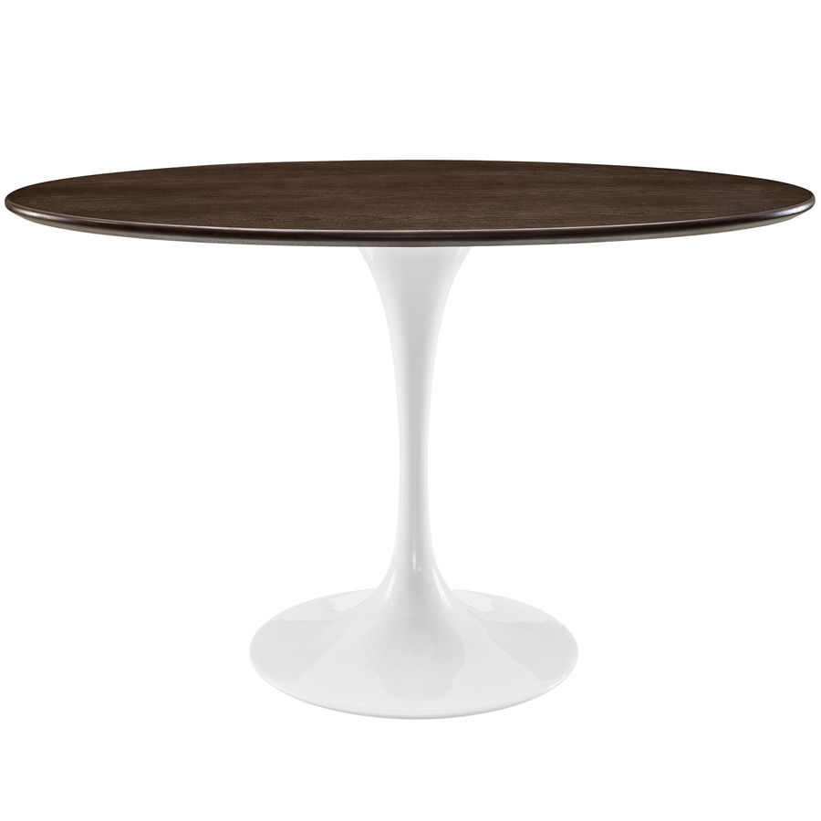 Modway Furniture Lippa Inch Oval Dining Table The Classy Home - 48 inch oval dining table