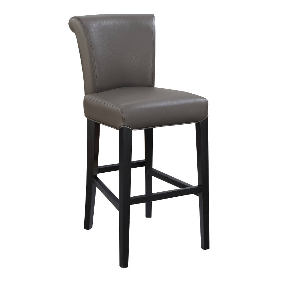 Miraculous 2 Emerald Home Briar Iii Gray 30 Inch Bar Stools Pabps2019 Chair Design Images Pabps2019Com