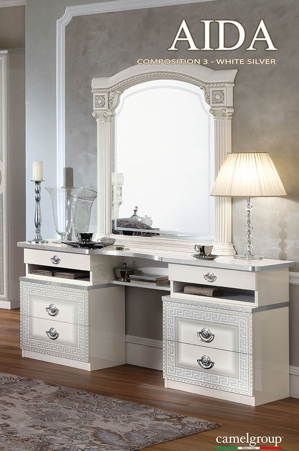 Esf Camelgroup Italy Aida White Silver