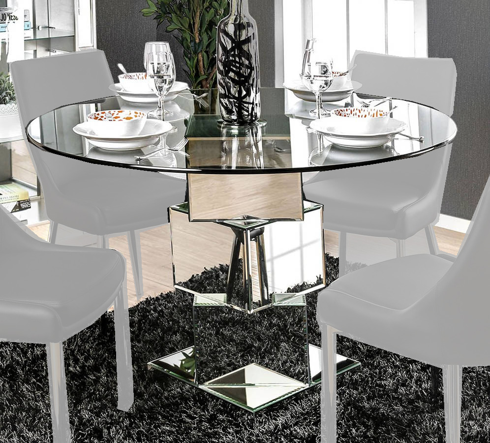 Furniture Of America Izzy Dining Table The Classy Home
