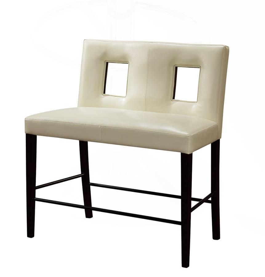 Global Furniture DG072 Beige Bar Bench