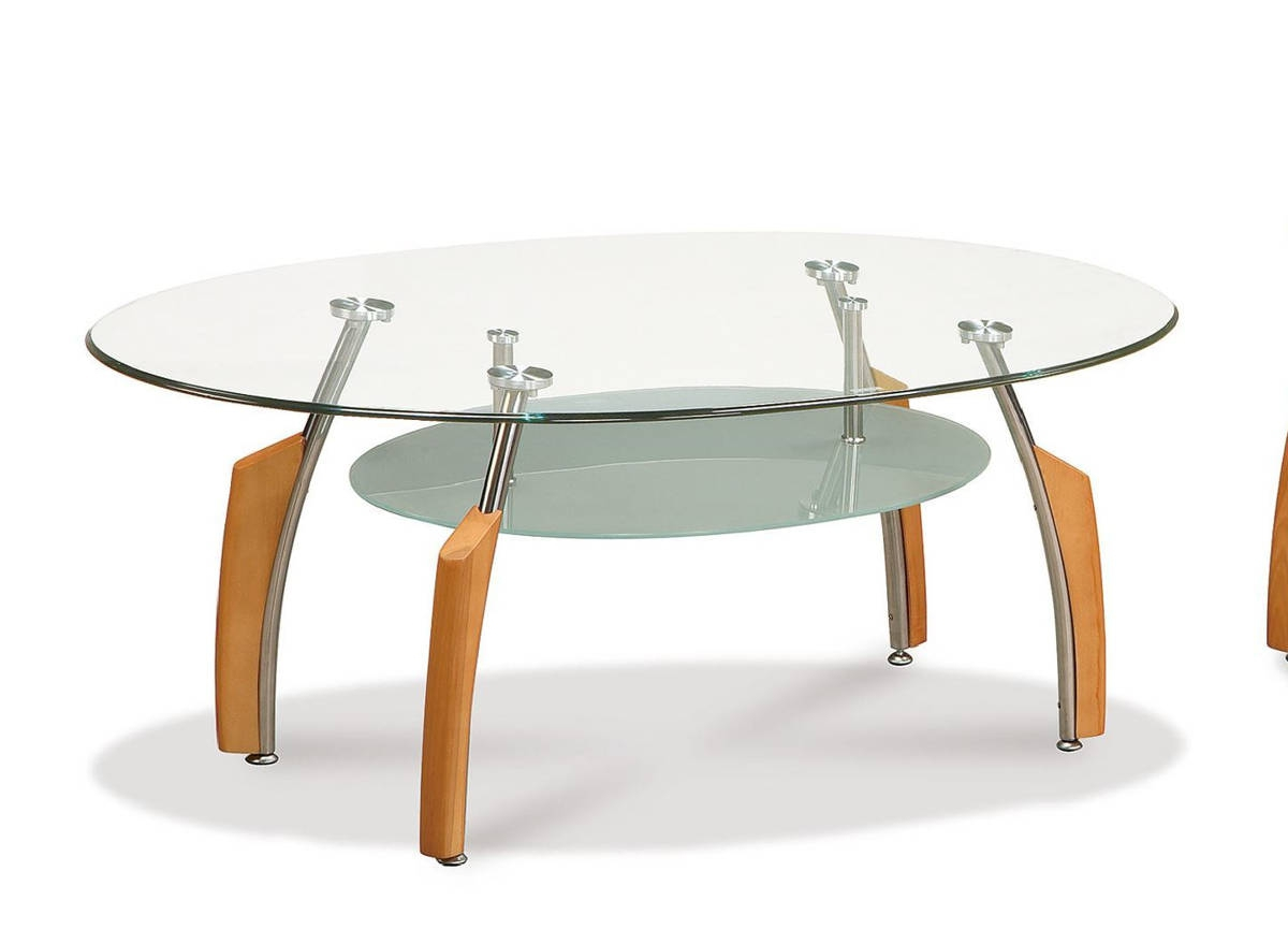 Global Furniture T138 Beech Coffee Table The Cly Home