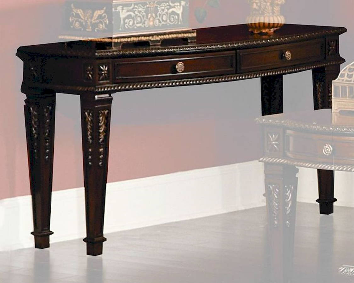 Remarkable Home Elegance Palace Cherry Sofa Table With Two Functional Machost Co Dining Chair Design Ideas Machostcouk