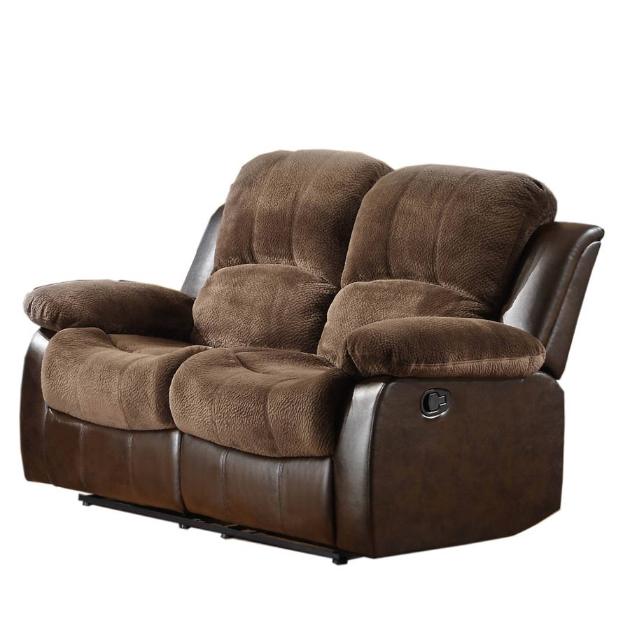 Home Elegance Cranley Double Reclining Loveseat The