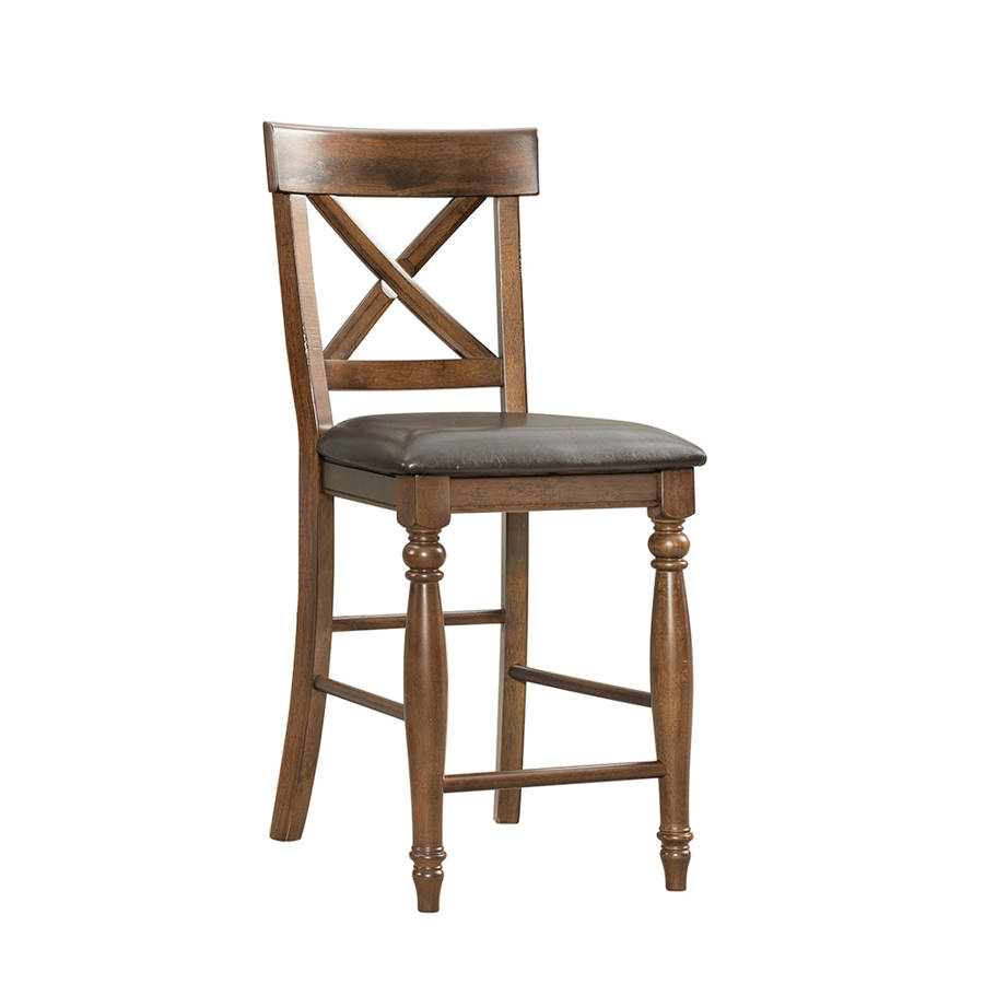 Incredible 2 Intercon Kingston Raisin X Back Counter Stools Creativecarmelina Interior Chair Design Creativecarmelinacom