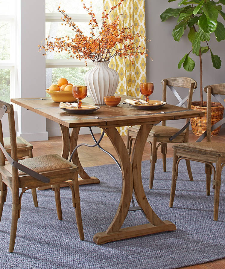 Super Largo Sonoma Natural Alder Folding Top Table The Classy Home Gamerscity Chair Design For Home Gamerscityorg