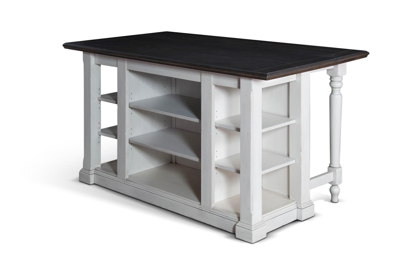 Sunny Designs Bourbon County French Country Kitchen Island The Cly Home