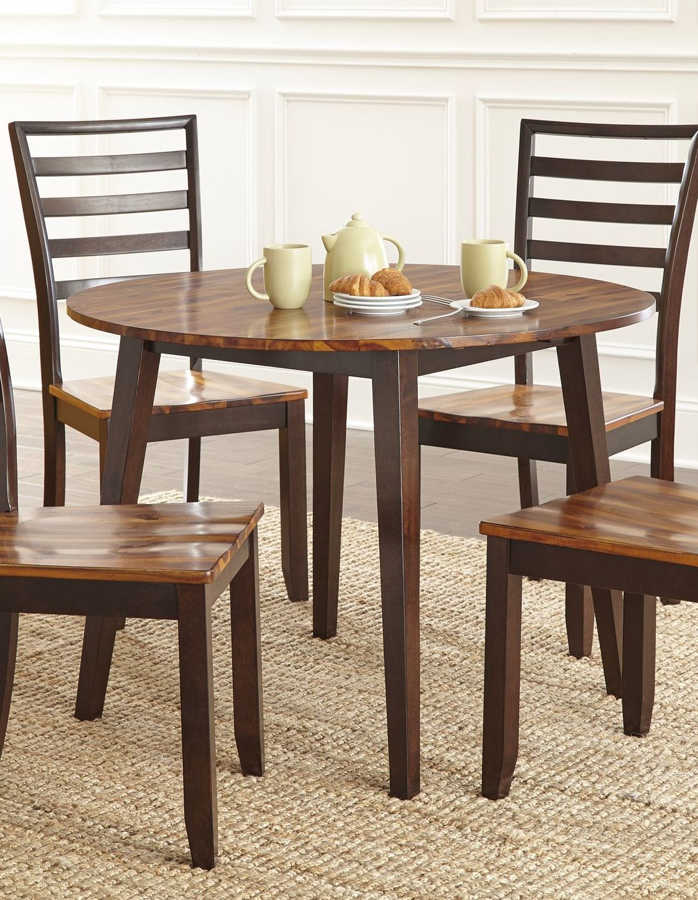 Steve Silver Abaco Cherry 3pc Dining Set