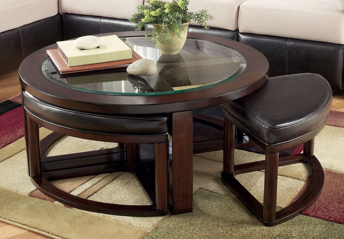 Ashley Furniture Marion Dark Brown 5pc Set The Classy Home