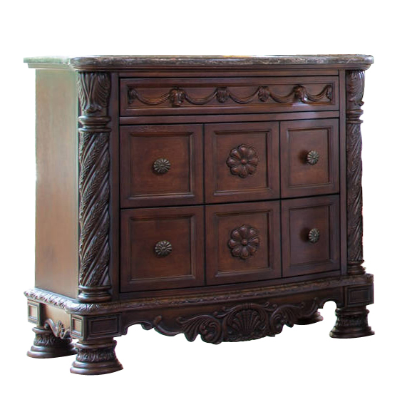 Ashley Furniture North Shore Night Stand The Classy Home